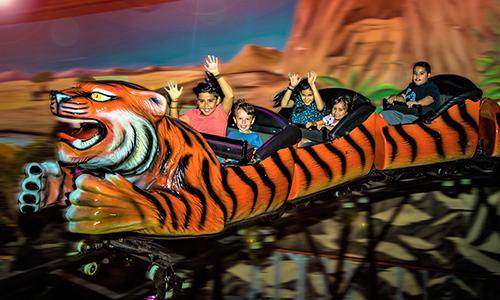 Safari Land Indoor Amusement Park